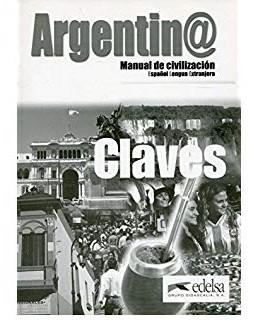 Argentin. Manual de Civilizacion. Clave (брошура з відповідями) - фото книги