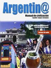 Argentin. Manual de Civilizacion. Libro + CD audio - фото обкладинки книги