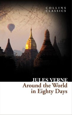 Around the World in Eighty Days - фото книги