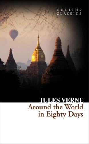 Книга Around the World in Eighty Days