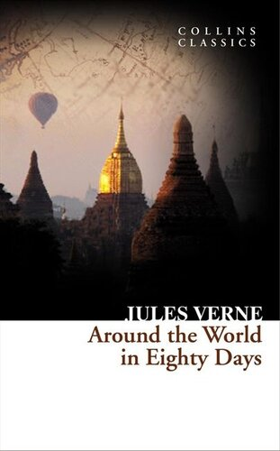 Книга Around the World in Eighty Days