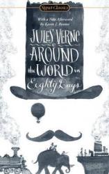 Around The World In Eighty Days - фото обкладинки книги