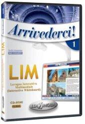 Arrivederci! 1 LIM software whiteboard (програма для інтерактивної білої дошки) - фото обкладинки книги