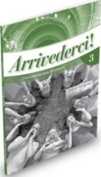 Arrivederci! 3 Guida per L'insegnante - фото обкладинки книги