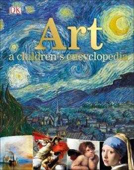 Art A Children's Encyclopedia - фото книги