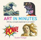 Art in Minutes - фото обкладинки книги