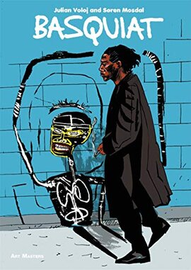 Art Masters: Basquiat - фото книги