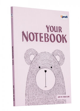 Artbook А5, light pink - фото книги