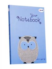 Artbook B6, blue - фото обкладинки книги