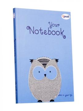 Artbook B6, blue - фото книги