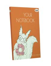 Artbook B6, orange - фото обкладинки книги