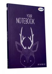 Artbook B6, violet - фото обкладинки книги