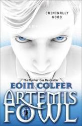 Artemis Fowl - фото обкладинки книги