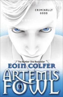 Artemis Fowl - фото книги
