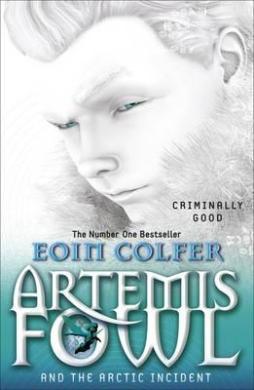 Книга Artemis Fowl and The Arctic Incident