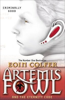 Artemis Fowl and the Eternity Code - фото книги