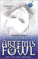 Artemis Fowl and the Time Paradox - фото обкладинки книги
