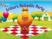 Arthur's Fantastic Party - фото обкладинки книги
