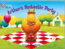 Книга Arthur's Fantastic Party