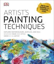 Книга Artist's Painting Techniques