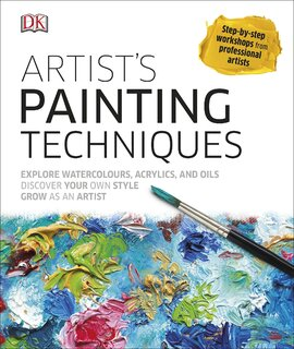 Artist's Painting Techniques - фото книги