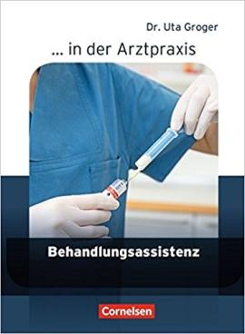 Arztpraxis. Behandlungsassistenz Arbeitsbuch - фото книги