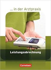 Arztpraxis. Leistungsabrechnung Schlerbuch - фото обкладинки книги