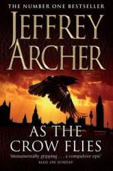 As the Crow Flies - фото обкладинки книги