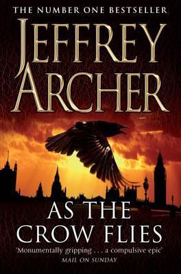 Книга As the Crow Flies