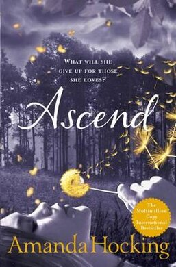 Ascend. The Trylle Trilogy. Book 3 - фото книги