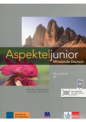 Aspekte junior B2+bungsbuch - фото обкладинки книги