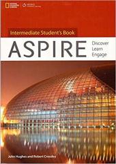 Aspire Intermediate: Discover Learn Engage - фото обкладинки книги