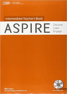 Aspire Intermediate: Teacher's Book with Audio CD - фото книги