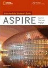 Aspire Intermediate: Workbook with Audio CD - фото обкладинки книги