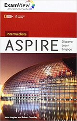 Книга для вчителя Aspire Intl Intermediate Examview CD-ROM