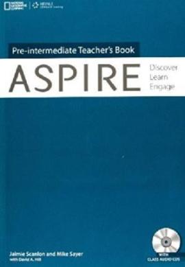 Aspire Pre-Intermediate: Teacher's Book with Audio CD - фото книги