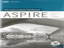 Aspire Pre-Intermediate: Workbook with Audio CD - фото книги