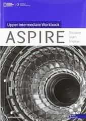Aspire Upper Intermediate: Workbook with Audio CD - фото обкладинки книги