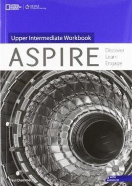 Aspire Upper Intermediate: Workbook with Audio CD - фото книги