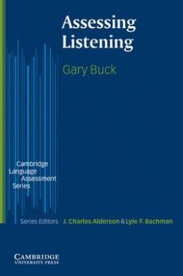 Assessing Listening - фото книги