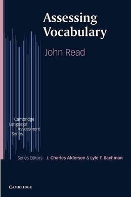 Assessing Vocabulary - фото книги