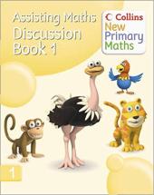 Assisting Maths: Discussion Book 1 - фото обкладинки книги
