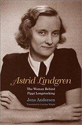 Астрід Ліндгрен. Біографія - фото обкладинки книги