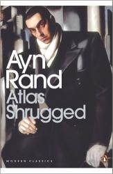 Atlas Shrugged - фото обкладинки книги