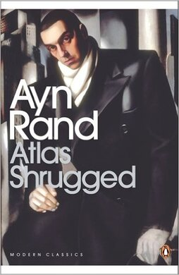 Atlas Shrugged - фото книги