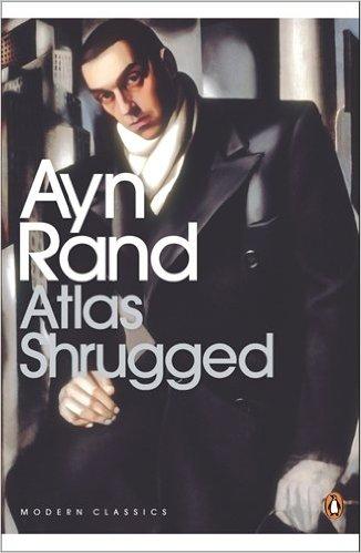 Книга Atlas Shrugged