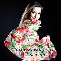 """Аудіодиск """"4 Seasons"""" Марта Жехович"""