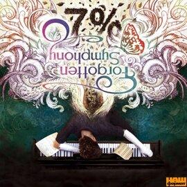 """Аудіодиск """"7%"""" Forgotten Symphony - фото книги"""