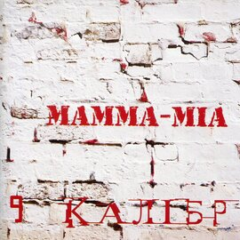 """Аудіодиск """"9 Калібр"""" Мамма-міа - фото книги"""