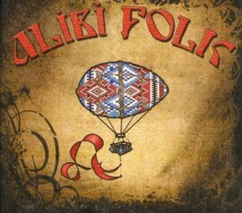 """Аудіодиск """"Alibi. Folk"""" - фото книги"""